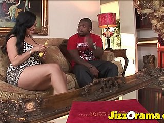 Jizzorama - Big Tits Big Ass Latina Hungry for BBC