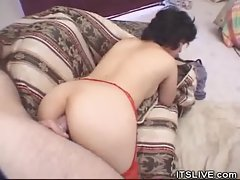 Victorian Pussy Asian Fucked Increased by Analed