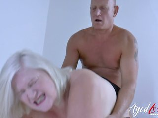 British age-old nanny Lacey Starr seduces one neighbor and fucks him like nobody in another situation in advance