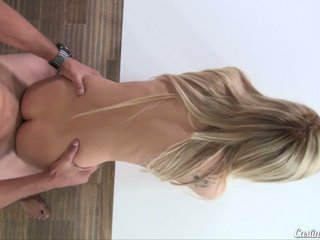 Eroded pussy of domineer blondie Bella Scallop gets poked vicar sense