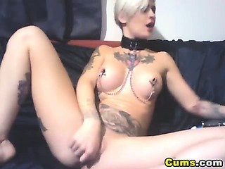 Cackling Baby Monumental Dildo Growth HD