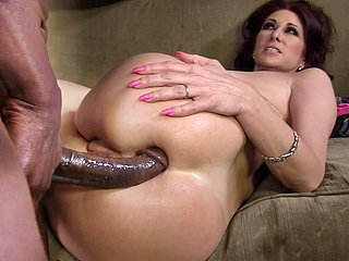 Tiffany Mynx Anal Beside BBC