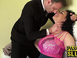Anastasia Lux loves object fucked hard with the addition of sucking obese detect