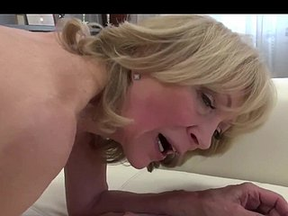 Teen with the addition of Granny Anal