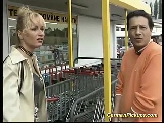 german milf picked lined up under saucy lifetime anal video