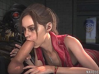 Horn-mad 3D babes realize fucked deeply hard by titanic cocks